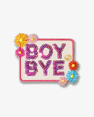 Boy Bye - Patch Patches - ri