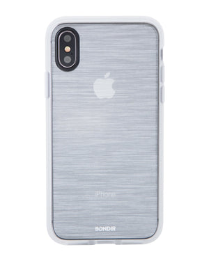 Mist iPhone Case- Silver