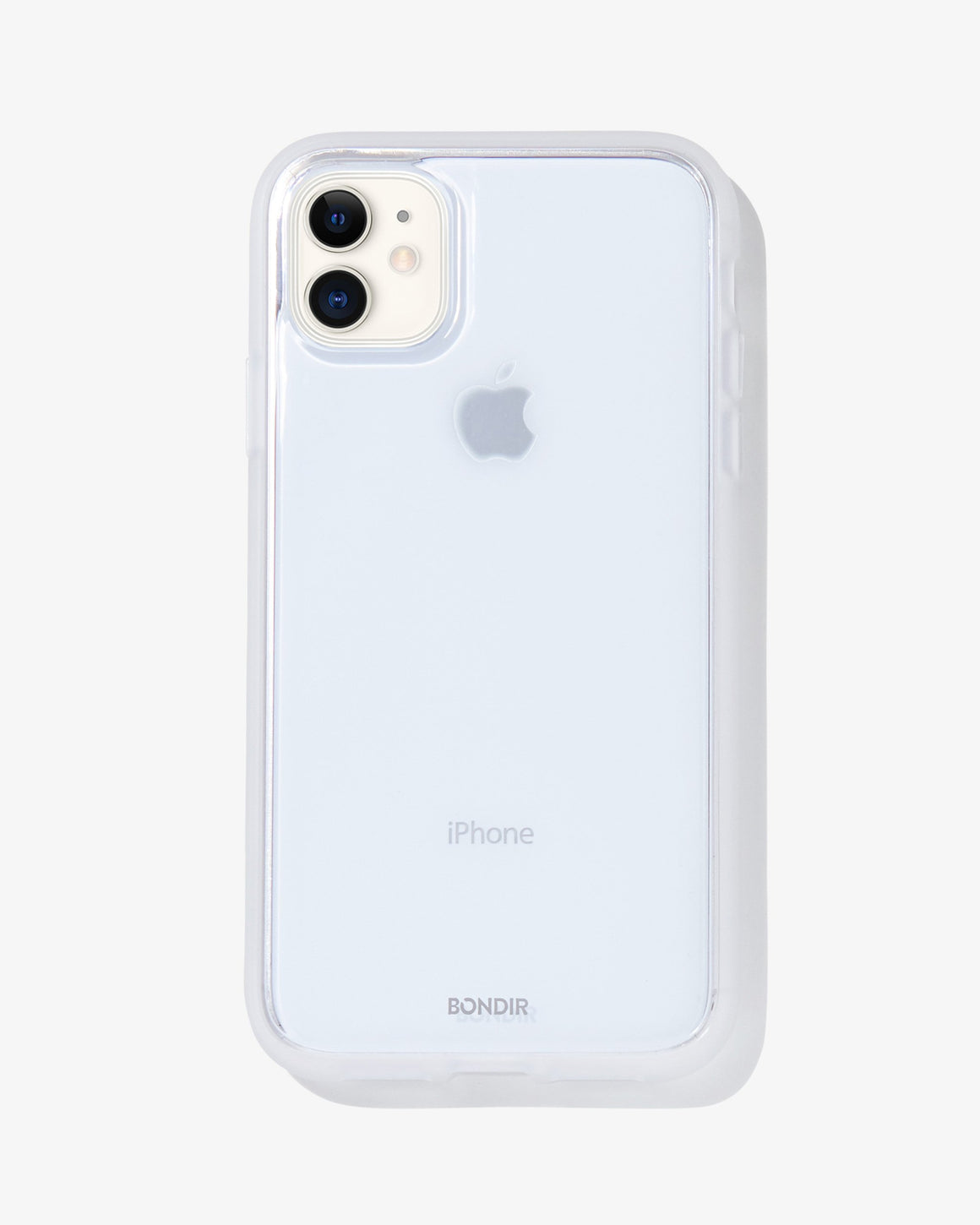 Clear Bondir iPhone Case