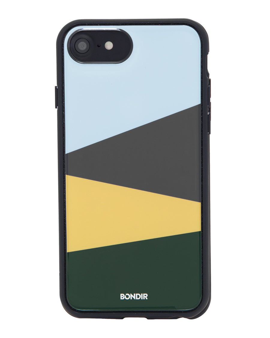 Color Block iPhone Case
