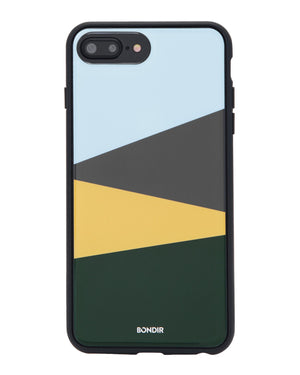 Color Block iPhone Case Bondir by sonix