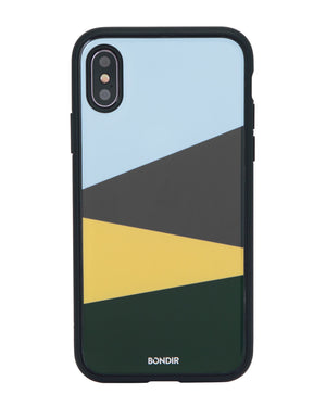 Color Block Case, iPhone X/XS Iphone x/xs only