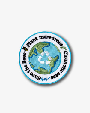 Earth Day Patch - Patch Patches