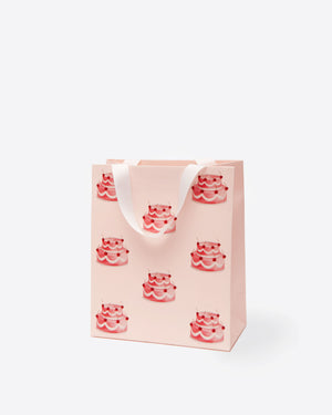 Sonix Small Gift Bag - Fancy Cake Paper - ri