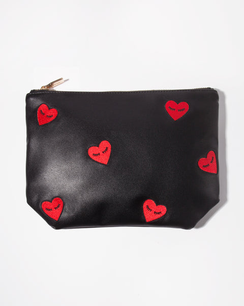 Fancy Heart Everyday Pouch