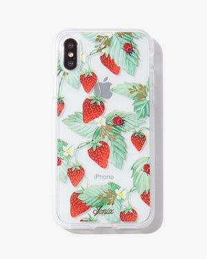 Fraise iPhone Case Food - ri