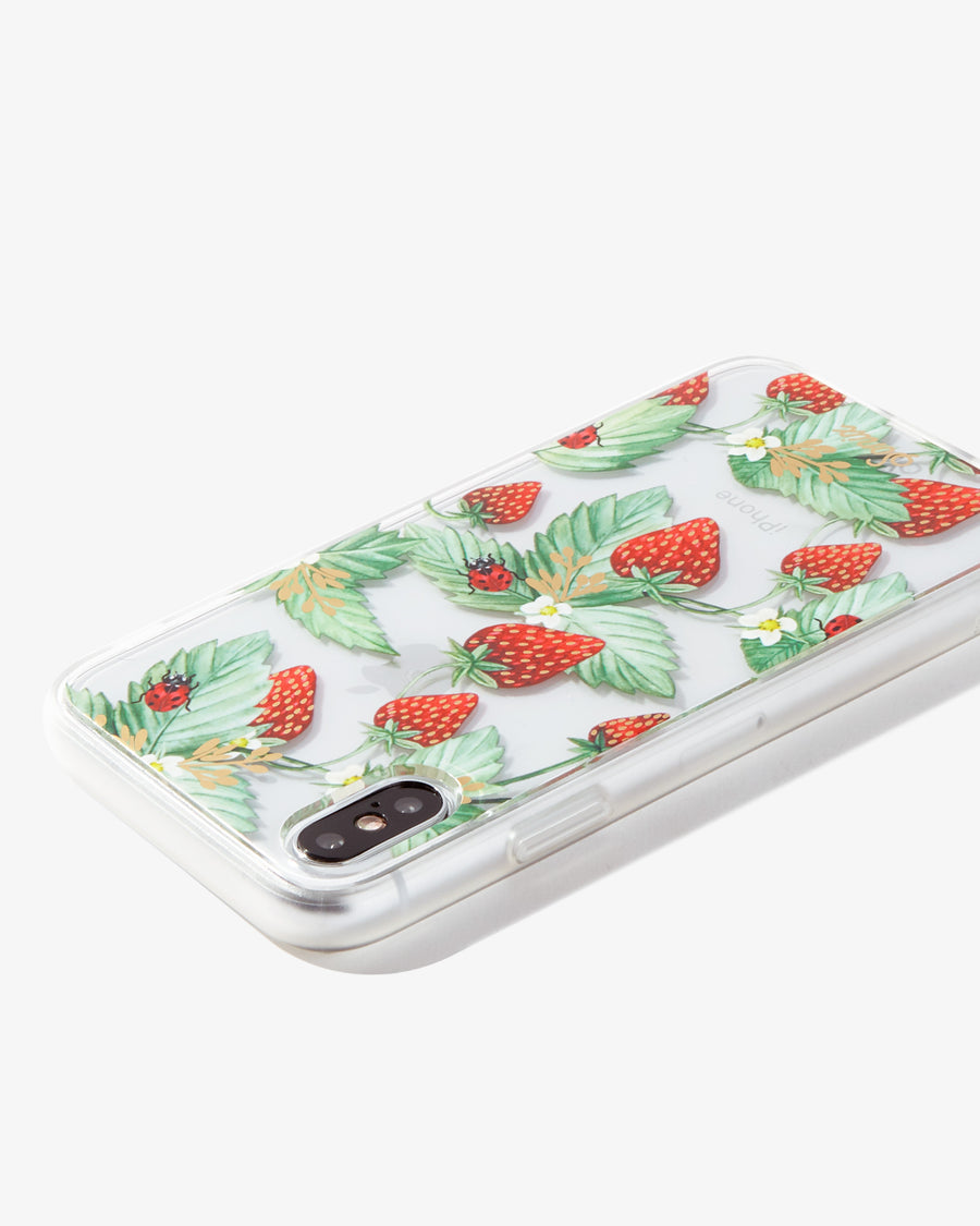 Fraise iPhone Case