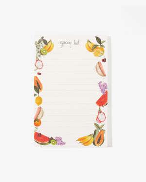 Notepads - Fruit To-do pads