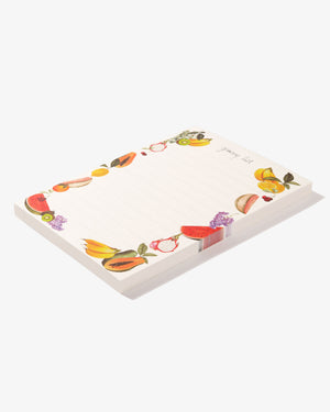 Notepads - Fruit Sonix paper
