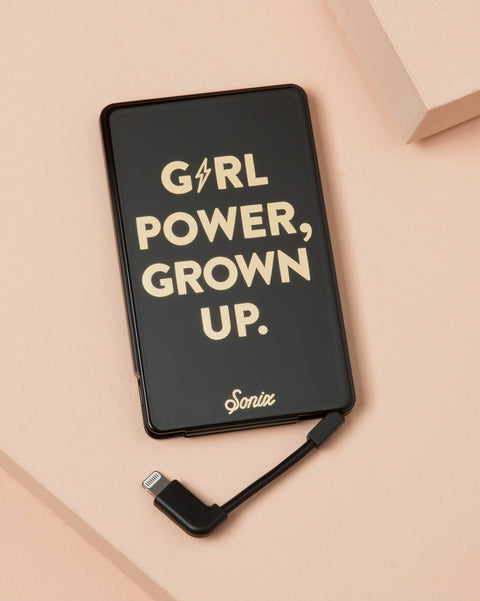 Girl Power, Portable Charger