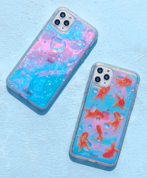 Lagoon Tort iPhone Case