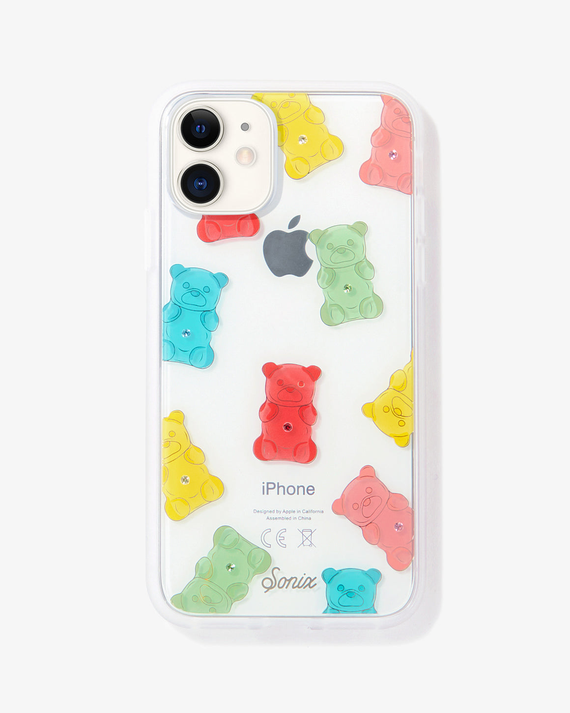 Rhinestone Gummy Bear, iPhone (11 / XR)