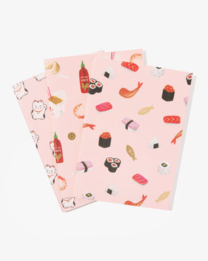Notebook Bundle - Have A Nice Day Notebooks + bundles