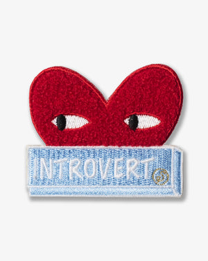 Introvert - Patch Red