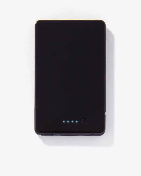 Jet Black, Portable Charger