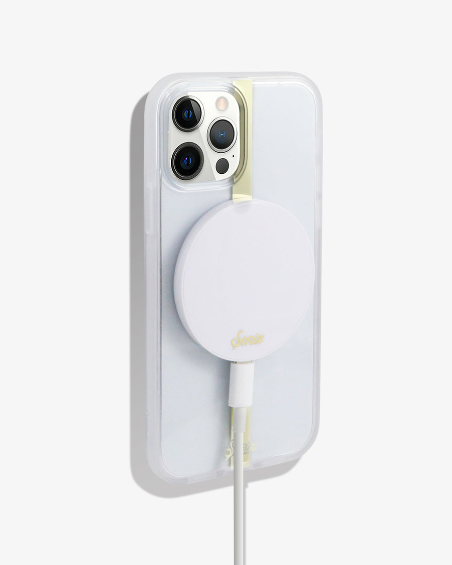Magnetic Link™, Wireless Charger White