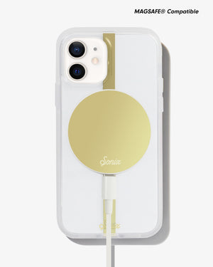 Magnetic Link™, Wireless Charger Gold Magnetic link™ wireless chargers