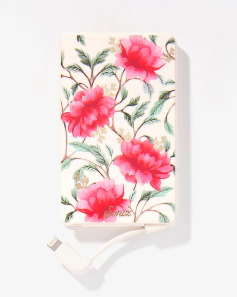 Mandarin Bloom, Portable Charger