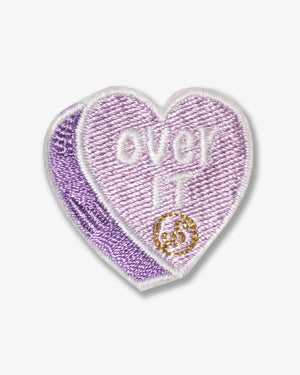 Over It - Patch Patches - ri