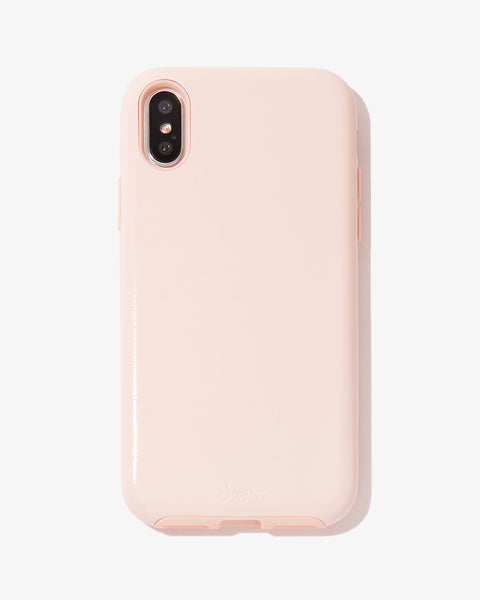 Millennial Pink Patent, iPhone X