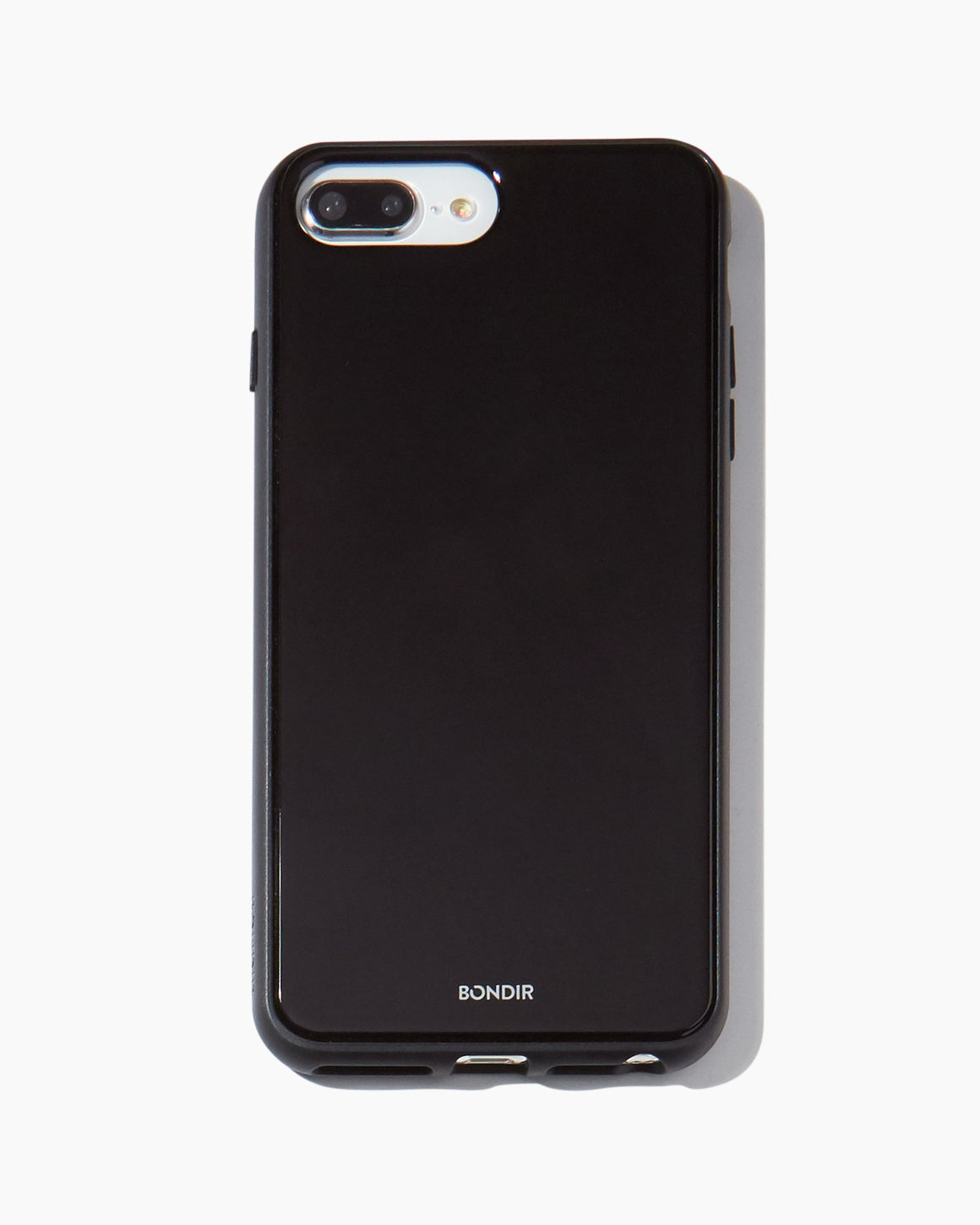 Piano Finish iPhone Case- Black