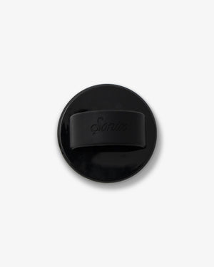 Slide Silicone Ring, Piano Black