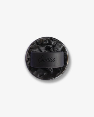 Slide Silicone Ring, Black Tort