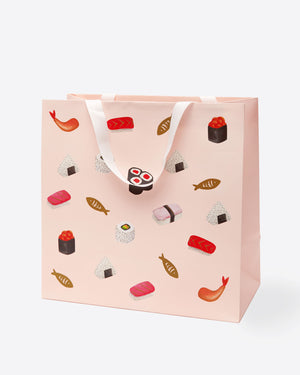 Sonix Large Gift Bag - Sushi