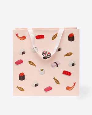 Sonix Large Gift Bag - Sushi Gift bags + cards