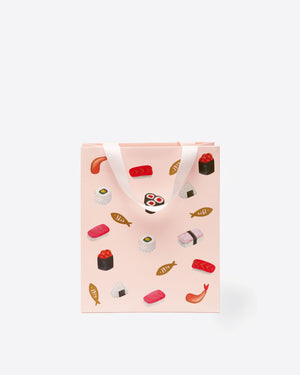 Sonix Small Gift Bag - Sushi