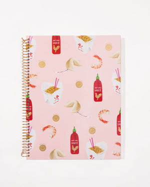 Spiral Notebook - Take Out Sonix paper