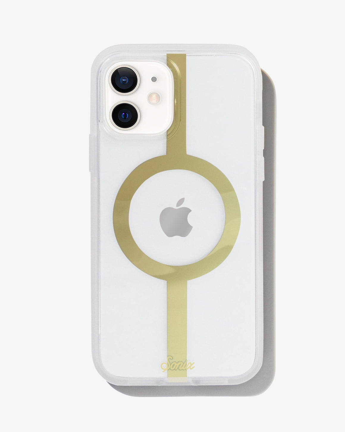 The Match MagSafe® Compatible iPhone Case - Gold