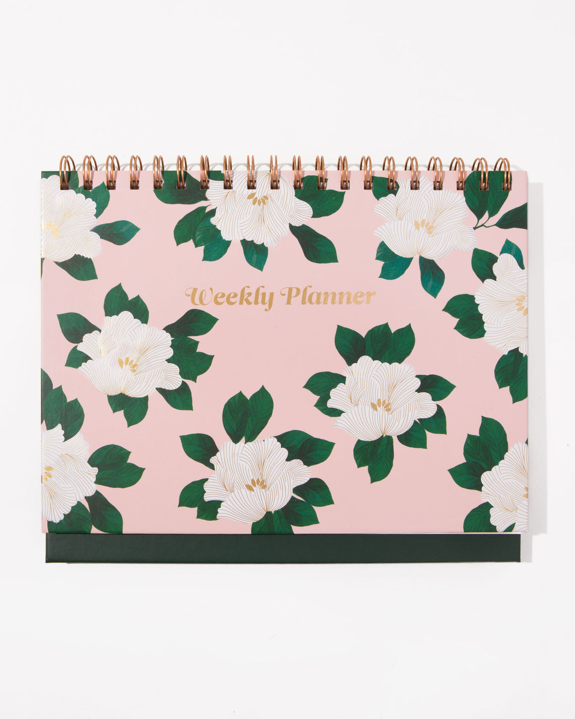 Weekly Desk Planner - Tropical Deco
