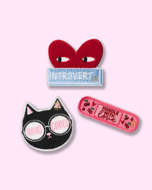 Introvert - Patch Patches
