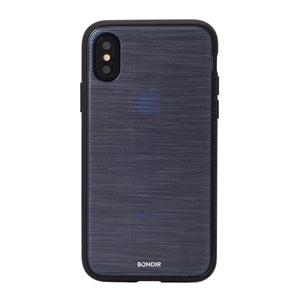Mist iPhone Case- Navy Bondir by sonix