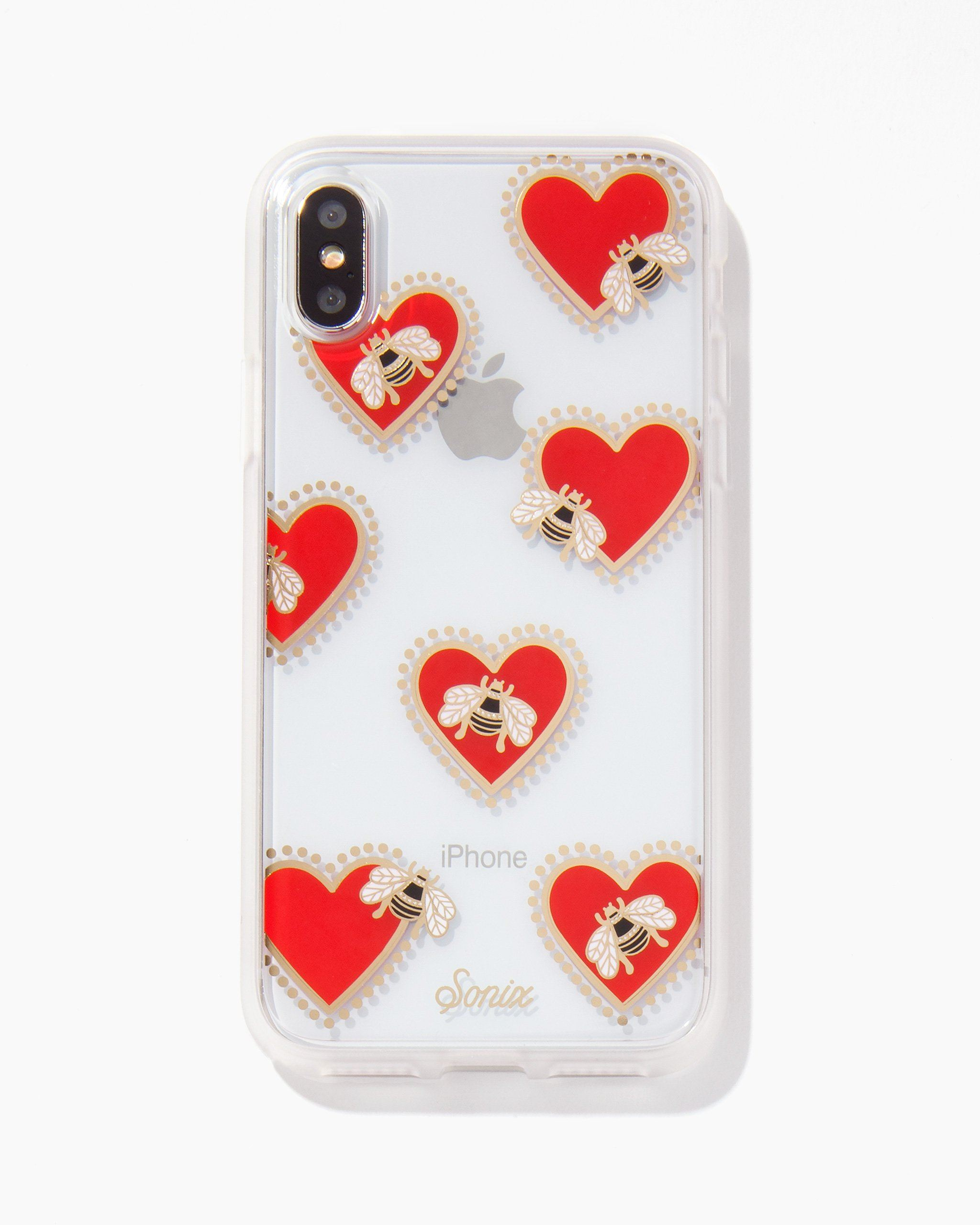 iphone xs case bees