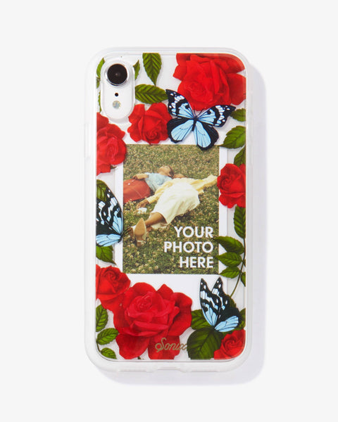 Cases - Butterfly Photo Case, IPhone XR