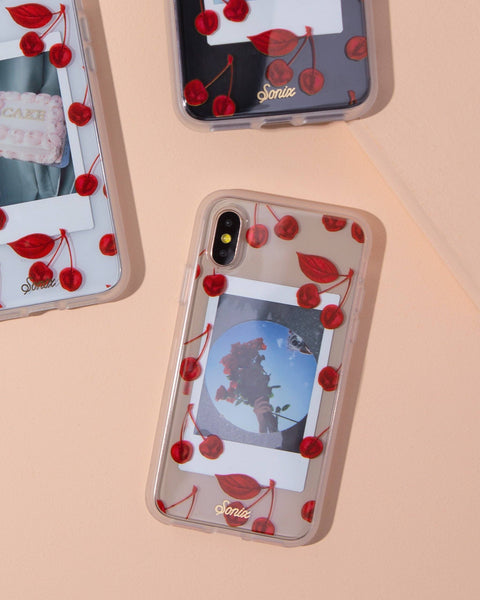 Cases - Cherry Photo Case, IPhone XS/X