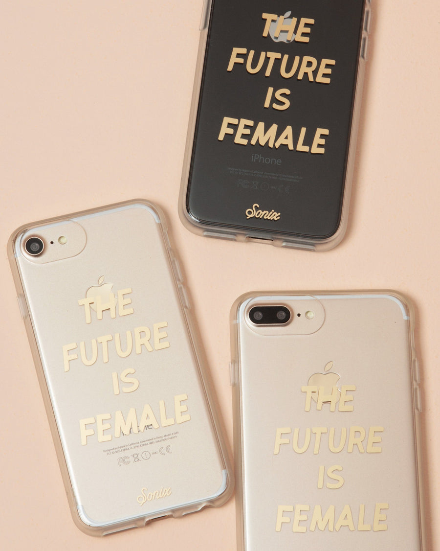 Cases - Future Is Female, IPhone XS/X
