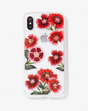 Cases - Geranium, IPhone XS/X Lunar new year