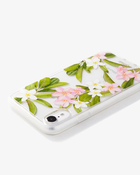 Cases - Plumeria, IPhone XR