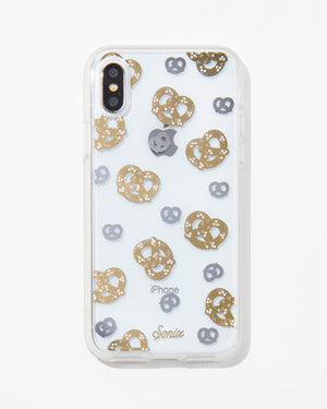 Pretzel iPhone Case Food - ri