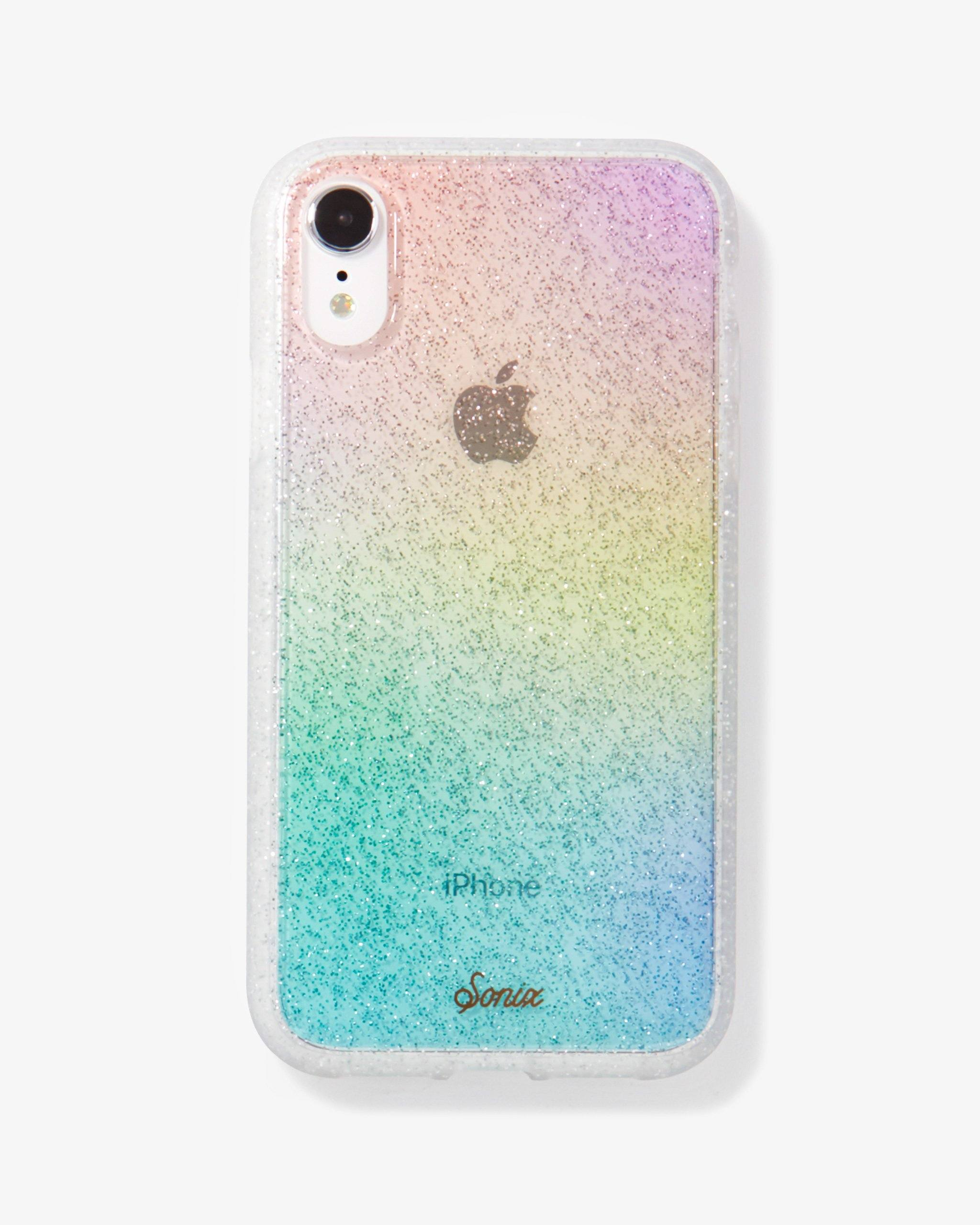 reputable site 55029 5f564 Rainbow Glitter, iPhone XR