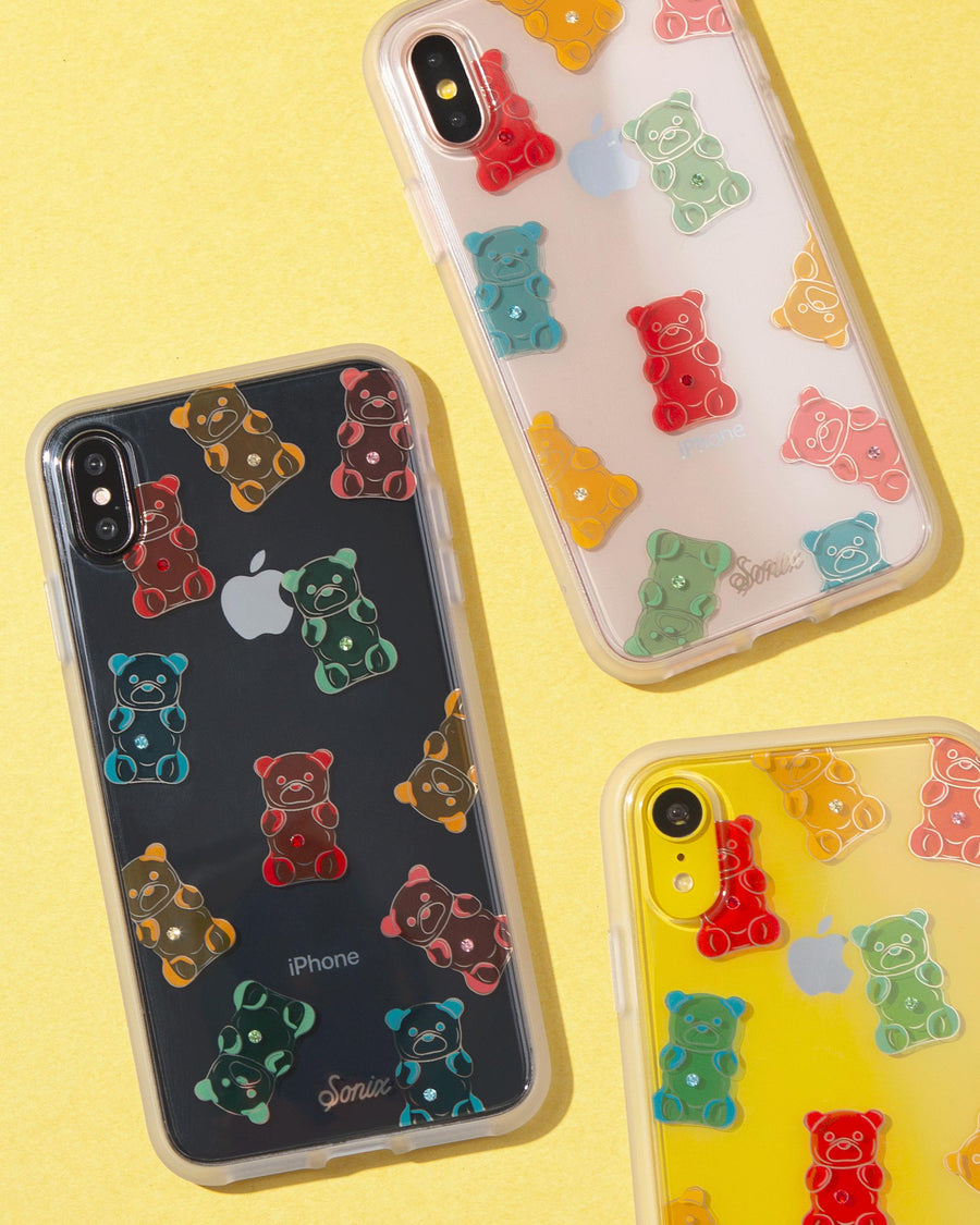 Cases - Rhinestone Gummy Bear, IPhone XS/X