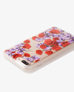 Cases - Rose Orchid, IPhone 8/7/6 Plus The new floral cases