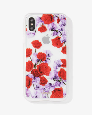 Cases - Rose Orchid, IPhone XS/X Florals