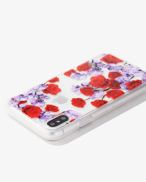 Cases - Rose Orchid, IPhone XS/X The new floral cases