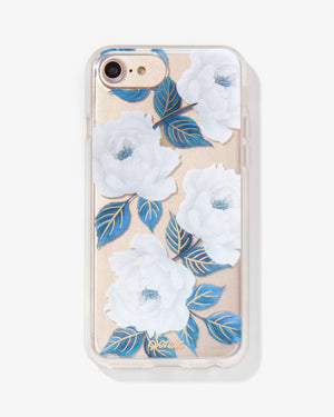 Cases - Sapphire Bloom, IPhone 8/7/6 Florals