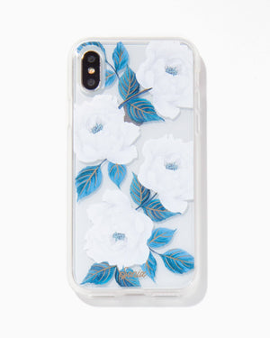 Cases - Sapphire Bloom, IPhone XS/X