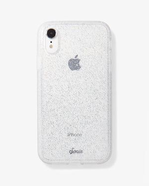 Cases - Silver Glitter, IPhone XR Glitter